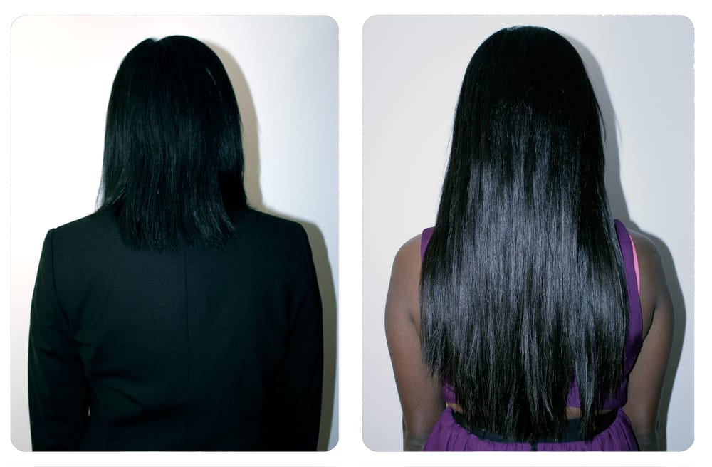 Very Full Head 180 Strands Micro Bead Hair Extensions By Lindsay