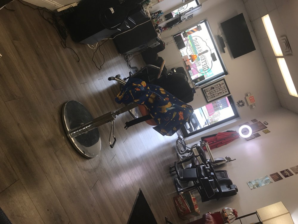 Gifted Hands Barber Shop: 133 North Main St, Florida, NY