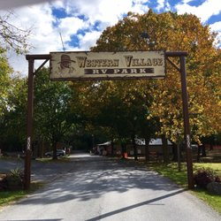 Western Village Rv Park - Campgrounds - 200 Greenview Dr