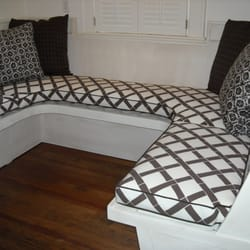 Photo Of Design Upholstery   Charlotte, NC, United States. Custom  Fabricated Banquette,