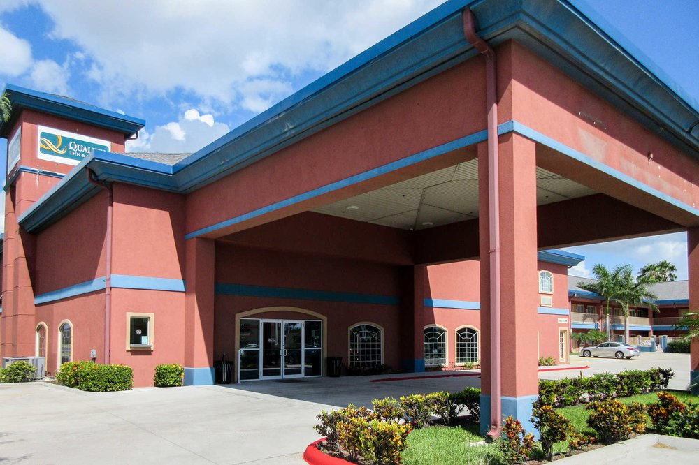 Quality Inn & Suites At The Outlets Mercedes/Weslaco: 4701 E Expressway 83, Mercedes, TX