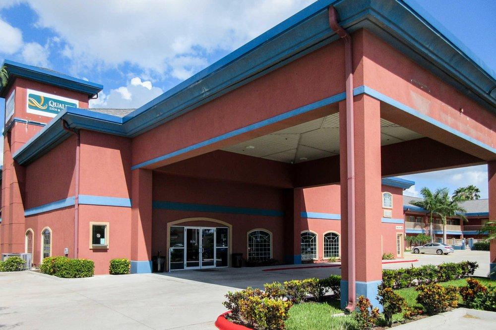 Quality Inn & Suites: 4701 E Expressway 83, Mercedes, TX