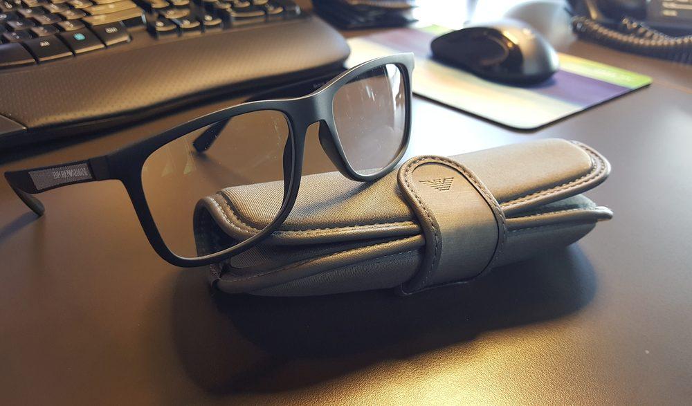 Glass Monocle Eyecare