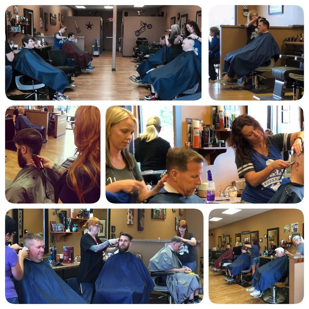 Mel's Barber Shop: 5801 Long Prairie Rd, Flower Mound, TX