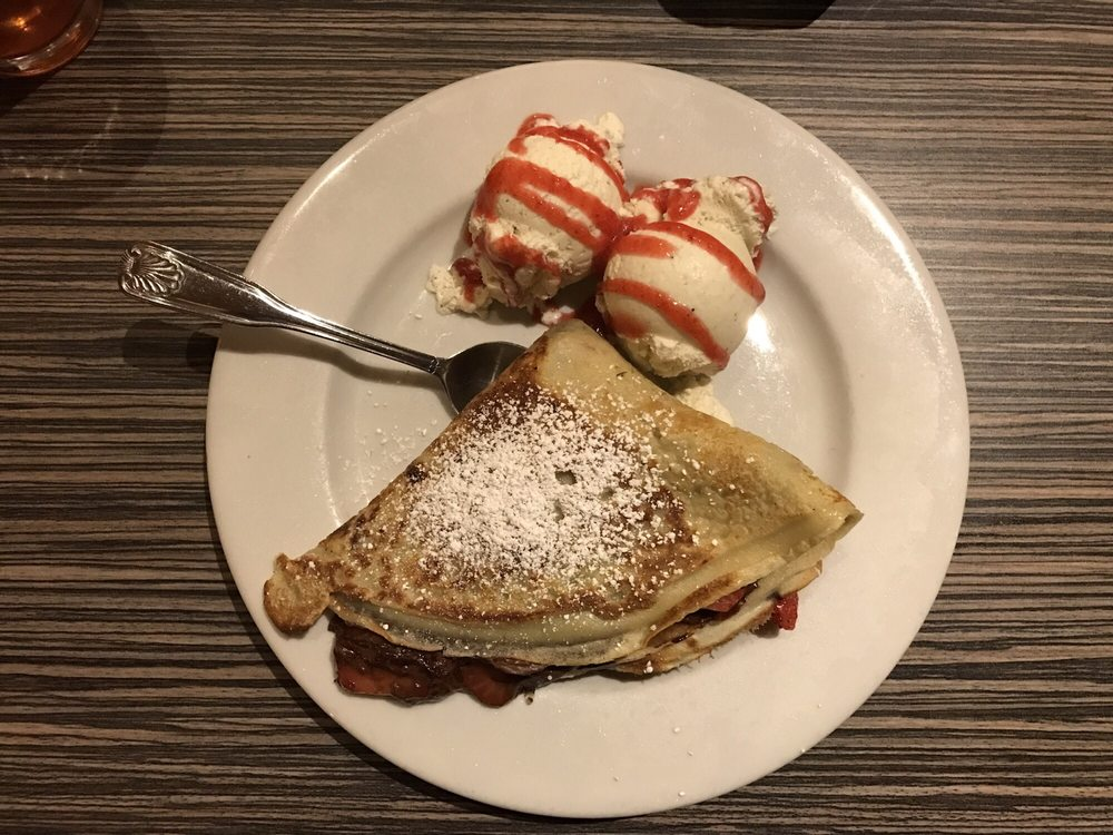 The Crepe House