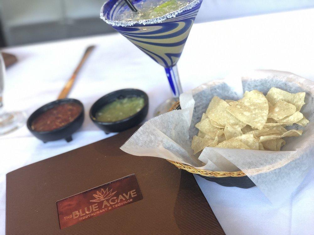 The Blue Agave Restaurant & Tequilas: 185 E Santa Clara St, Ventura, CA