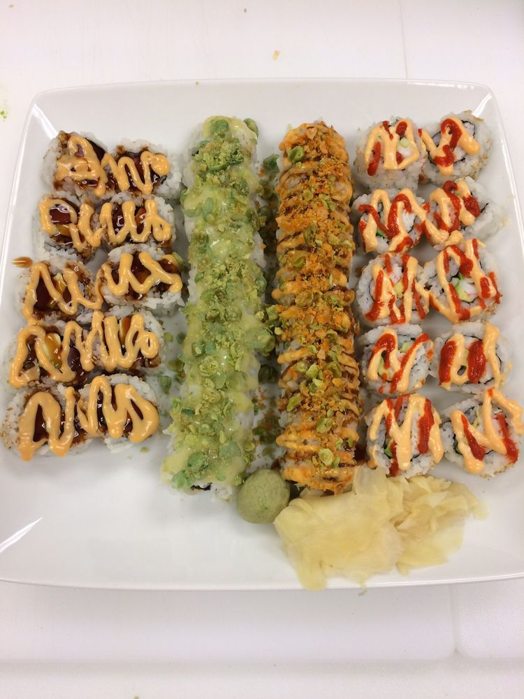 Sumo Sushi Express: 1090 Virginia Center Pkwy, Glen Allen, VA