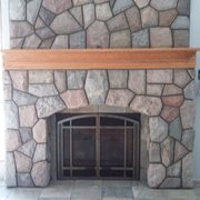 Just Photo Of Positive Chimney Fire Place Cadillac Mi United States