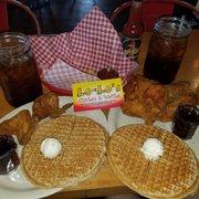 Toy-toy - Menu - Lo-Lo's Chicken & Waffles - Phoenix