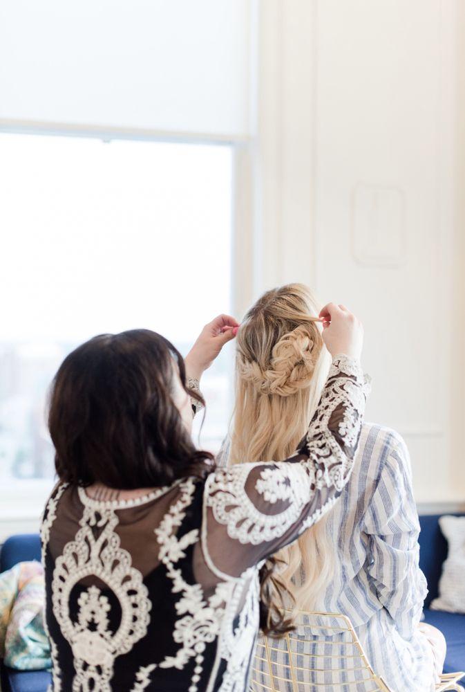 Throne Hair Salon: 510 S Person St, Raleigh, NC
