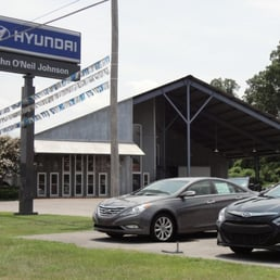 John Oneil Johnson Toyota >> John O'Neil Johnson Hyundai - Car Dealers - 2001 Hwy 39 N, Meridian, MS - Phone Number - Yelp