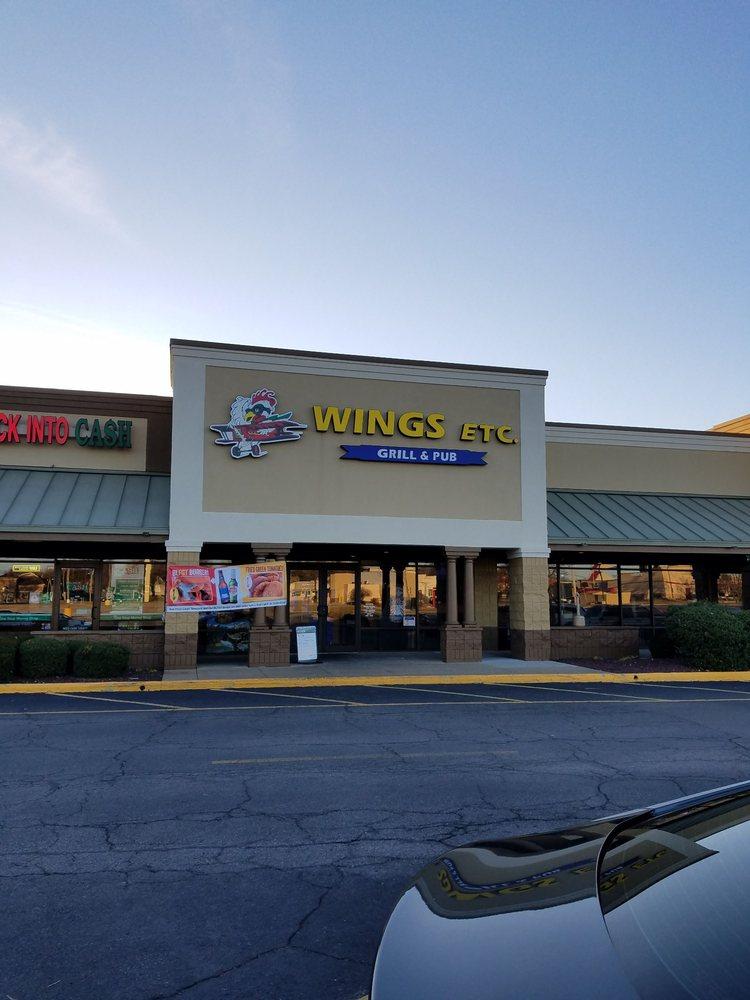 Wings Etc: 3683 N Newton St, Jasper, IN