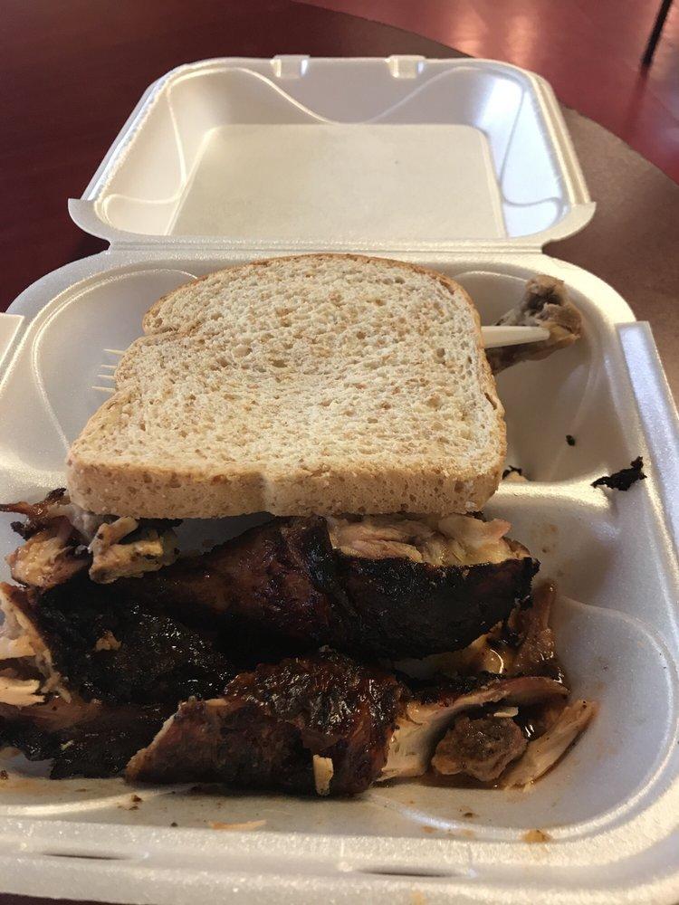 Travellers Jamaican Jerk Restaurant: 1737 Columbia Dr, Decatur, GA