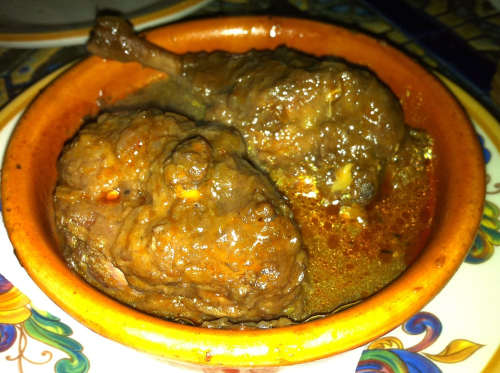 Conejo escabechado braised rabbit w red wine juniper garlic yelp for Cuisine bar tapas