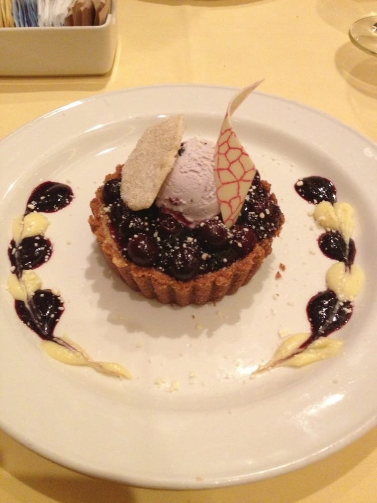 Blueberry tart the best dessert i 39 ve ever had yelp for American cuisine desserts