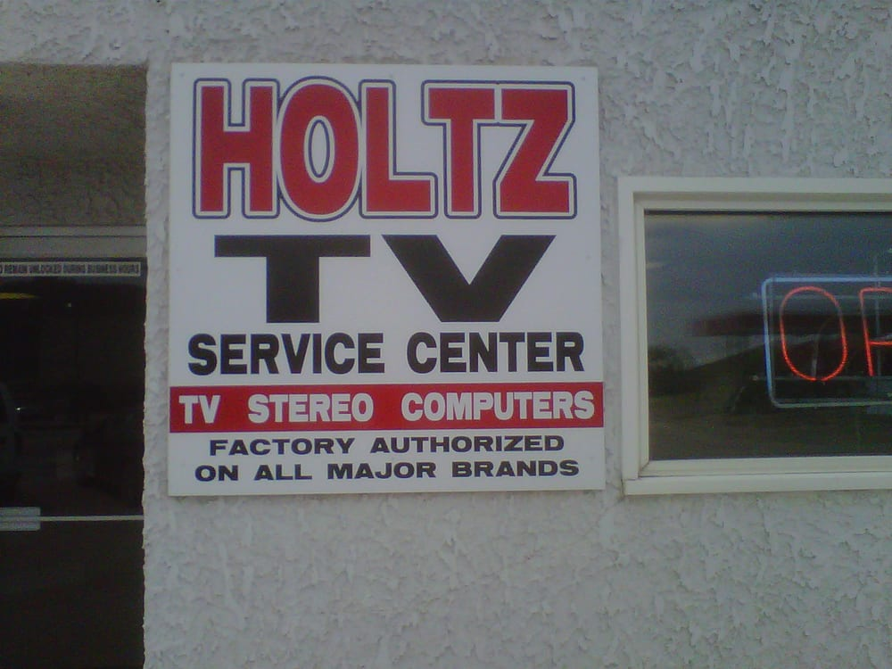 Holtz TV Service Center