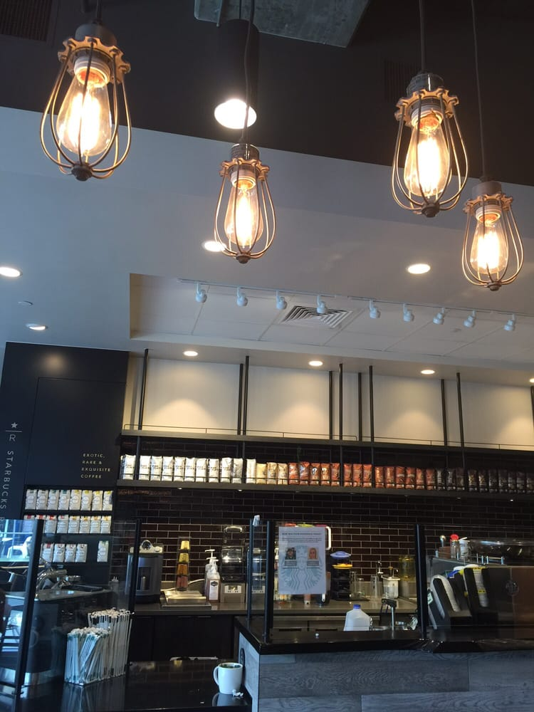 Cool chandeliers yelp photo of starbucks playa vista ca united states cool chandeliers aloadofball Images