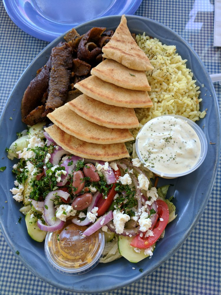 The Fat Greek: 33265 Yucaipa Blvd, Yucaipa, CA