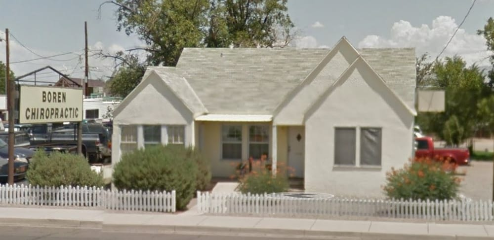 Boren Chiropractic: 212 W 5th St, Safford, AZ