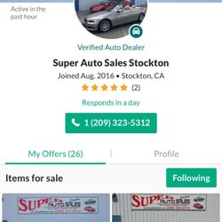 Super Auto Sales >> Super Auto Sales 24 Photos Car Dealers 1087 S Pilgrim