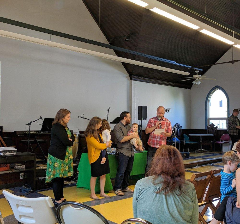 The Open Door Church Community