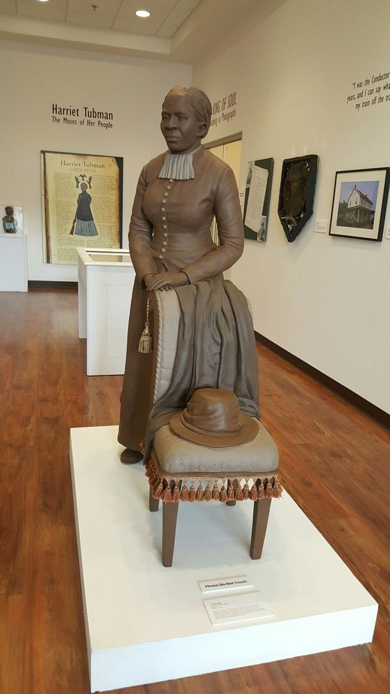 Social Spots from Tubman African American Museum