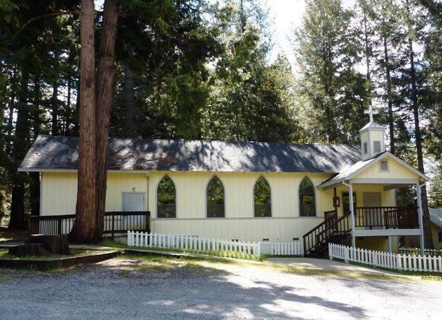Grizzly Flats Community Church: 5061 Sciaroni Rd, Grizzly Flats, CA