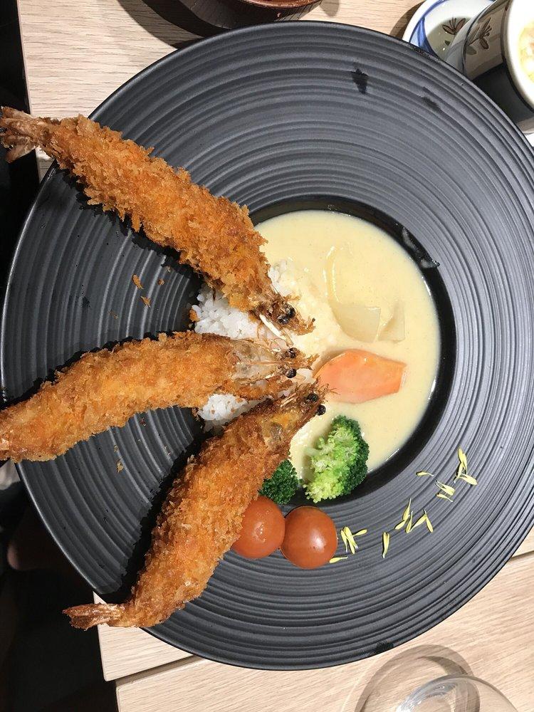 Tengawa Hokkaido White Curry Singapore