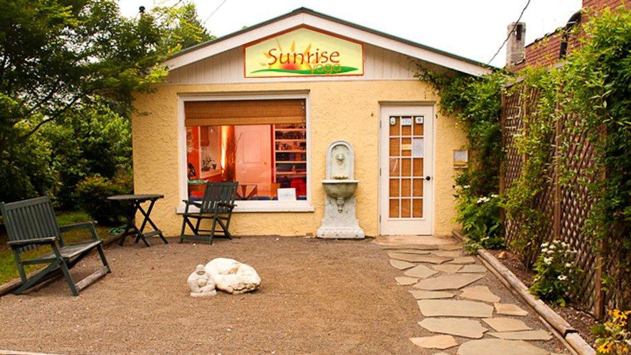 Sunrise Yoga Studio: 18 Herbert St, Hayesville, NC
