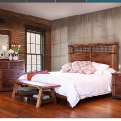 Utah rustic furniture by bradleys 14 photos furniture stores 2255 s 300th w city of south for Salt lake city bedroom furniture