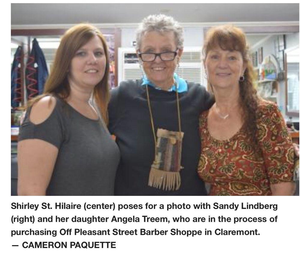 Off Pleasant St Barber Shop: 38 Franklin St, Claremont, NH