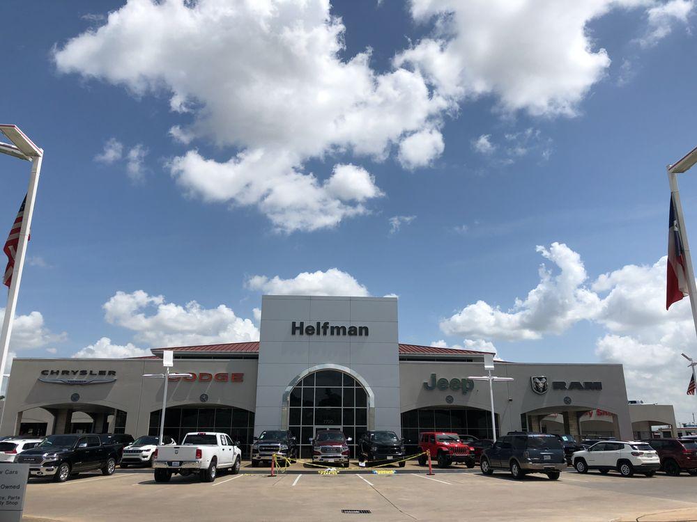 Helfman Dodge Chrysler Jeep Ram Fiat