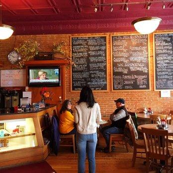 Mccormick Cafe Billings Menu