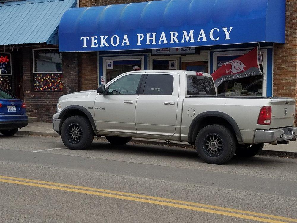 Tekoa Pharmacy: 124 North Crosby, Tekoa, WA