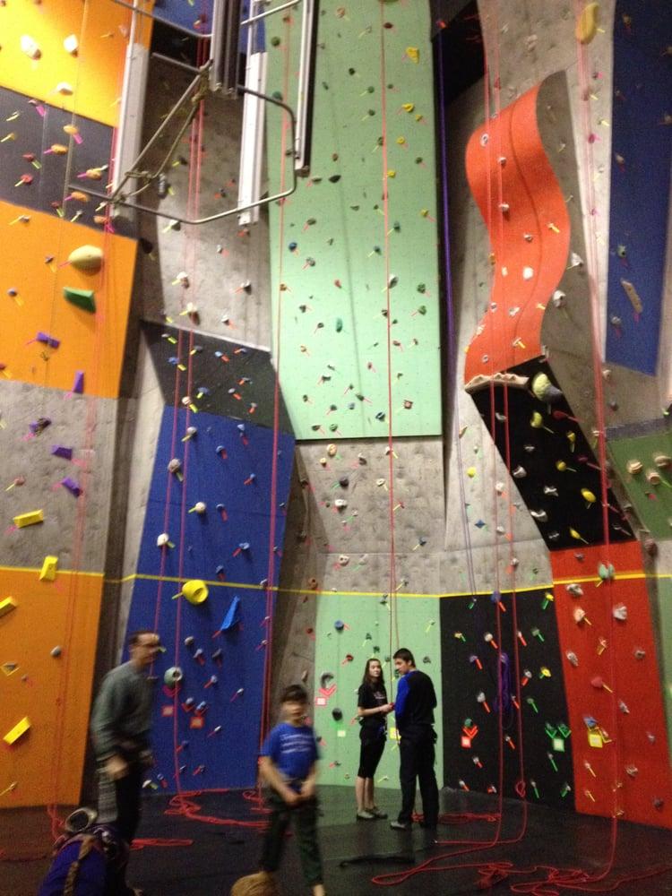 Trailhead Climbing & Outdoor Center, LLC: 505 Camson Rd, Anderson, SC