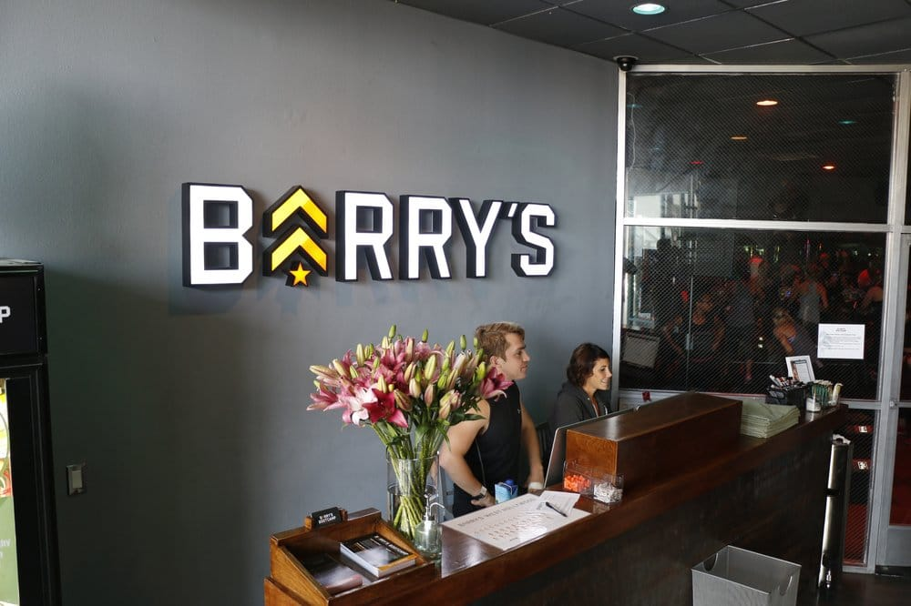 Barry's Bootcamp West Hollywood