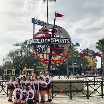 ESPN Wide World of Sports Grill - 30 Photos & 43 Reviews