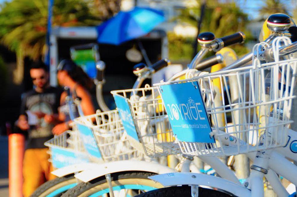 Joy Ride Santa Monica Tours: 2 Arcadia Ter, Santa Monica, CA