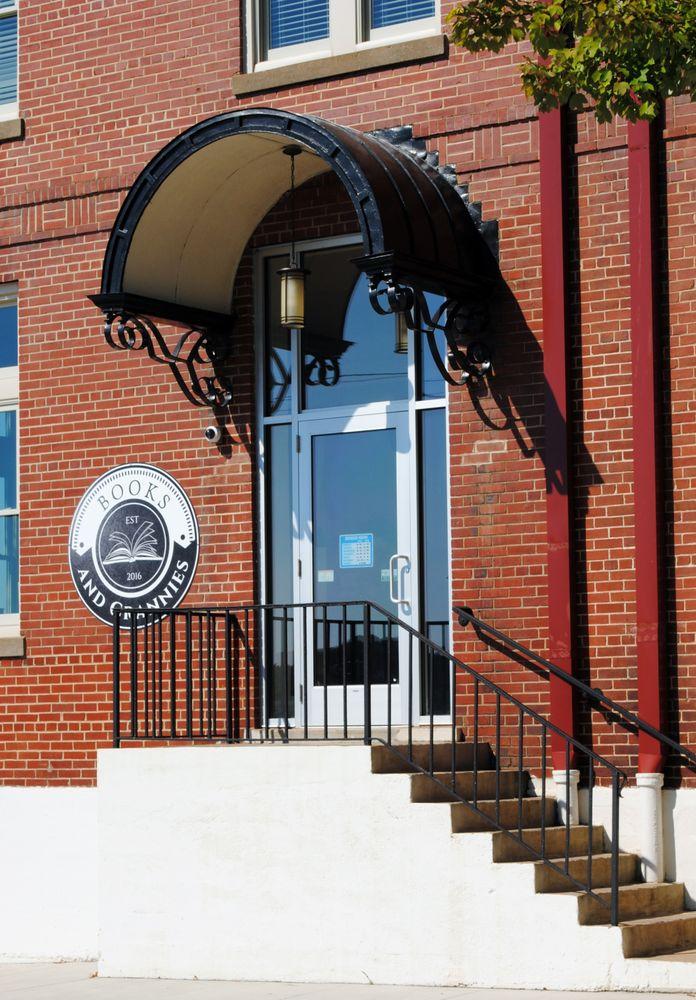 Books and Crannies: 50 E Church St, Martinsville, VA