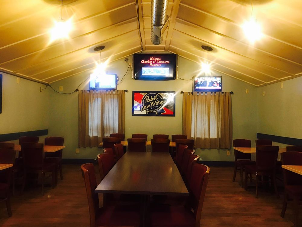 Warrior Lounge: 73 Troy St, Canton, PA