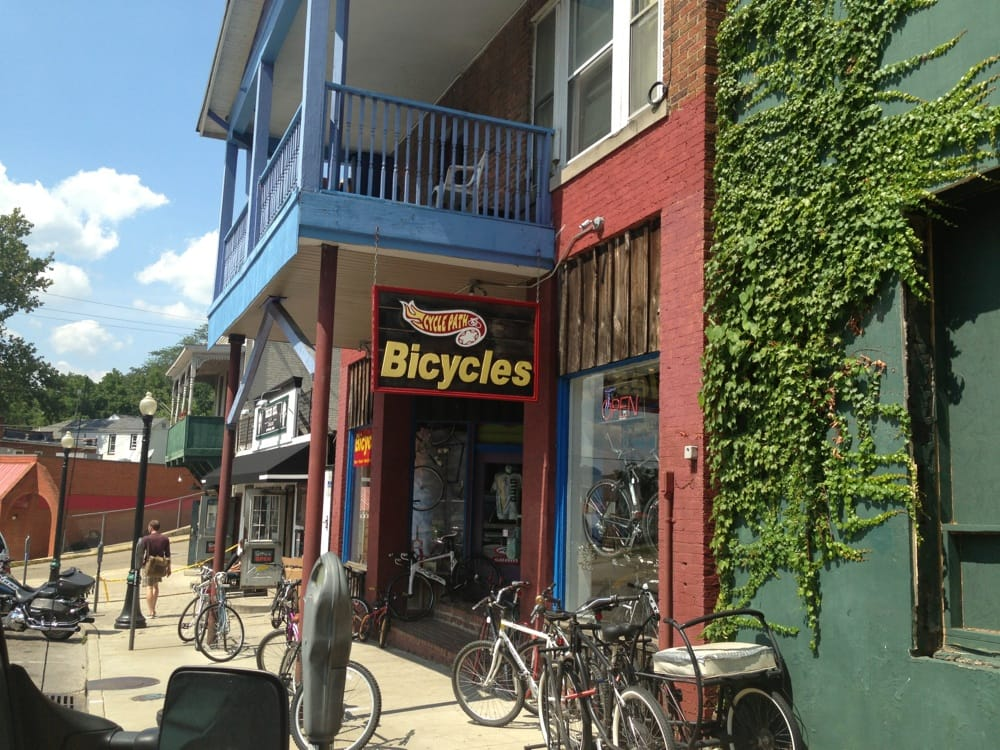 Cycle Path Bicycles: 104 W Union St, Athens, OH