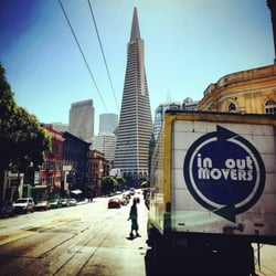 Photo of In & Out Movers and Storage - San Francisco, CA, United States