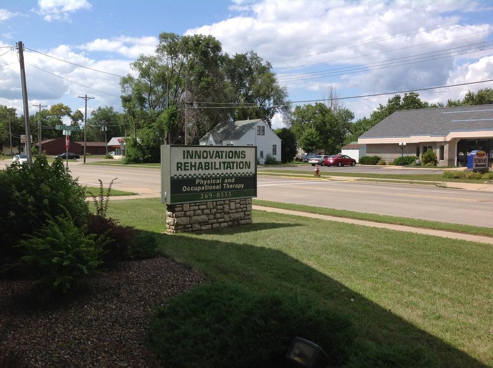 Innovations Rehab: 501 W Wisconsin St, Sparta, WI