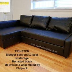 Photo Of Flatpack Furniture Assembly Services   Washington, DC, United  States. IKEA Sofa