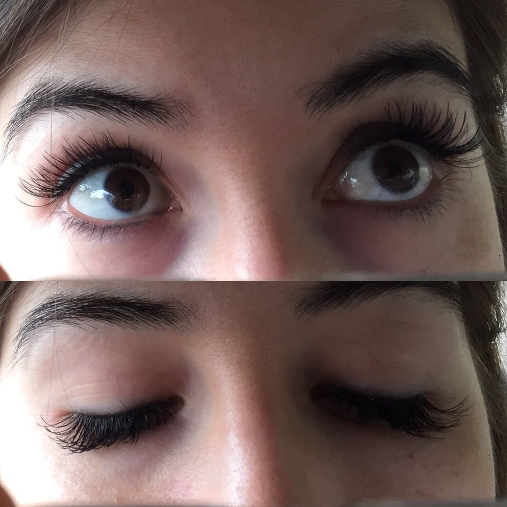 Eyelash Extension After Refill Yelp