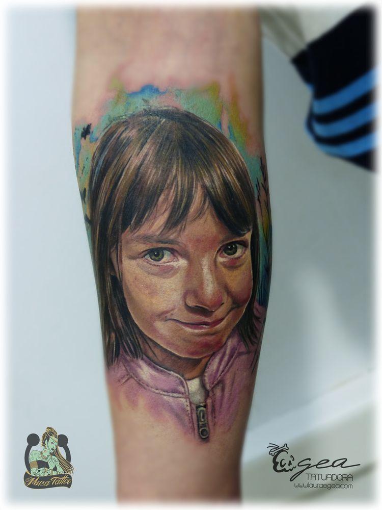 Tatuajes Retrato estudio tatuajes. retrato tattoo. - yelp