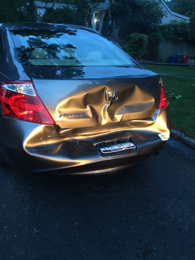 Sagamore Collision: 91 Pine Hollow Rd, Oyster Bay, NY