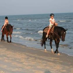 Photo Of Two Bit Le Horseback Riding On The Beach Cape San Blas