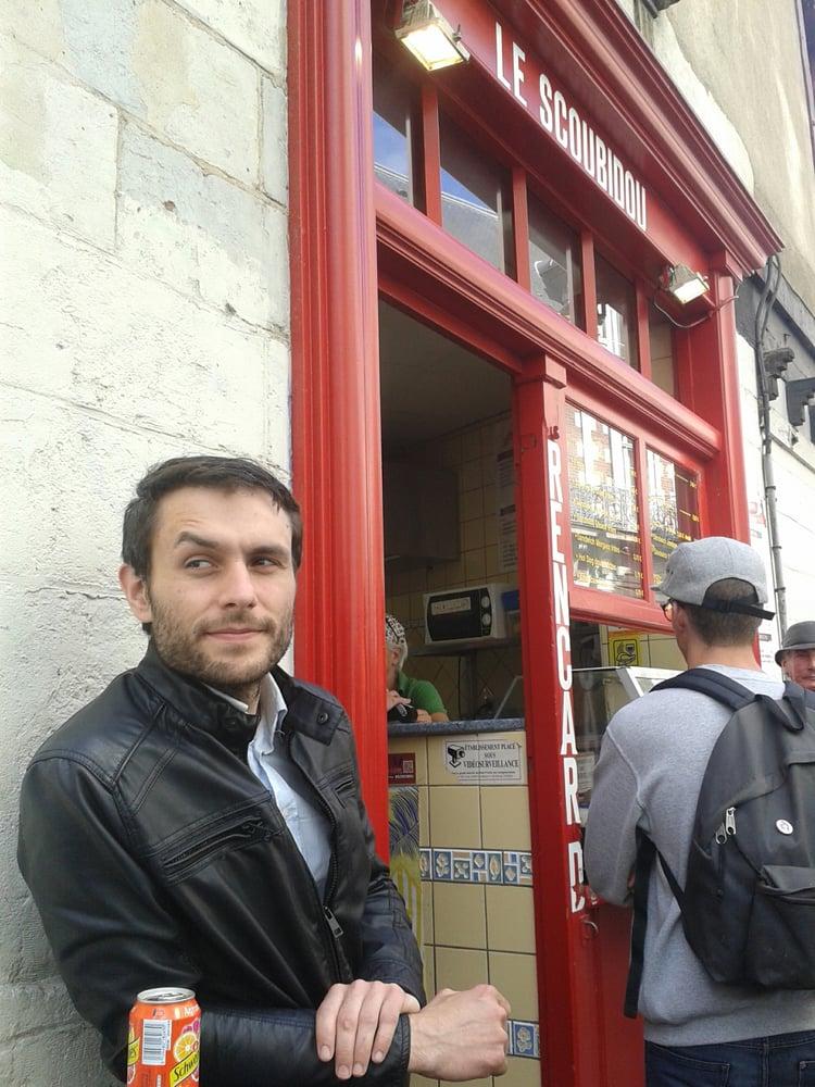Rennes Opera Fast Food