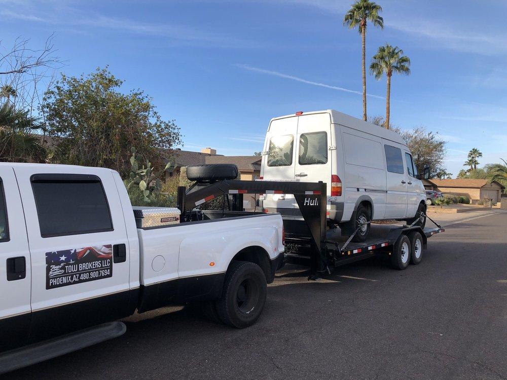 Tow Brokers: 3714 E Wethersfield Rd, Phoenix, AZ